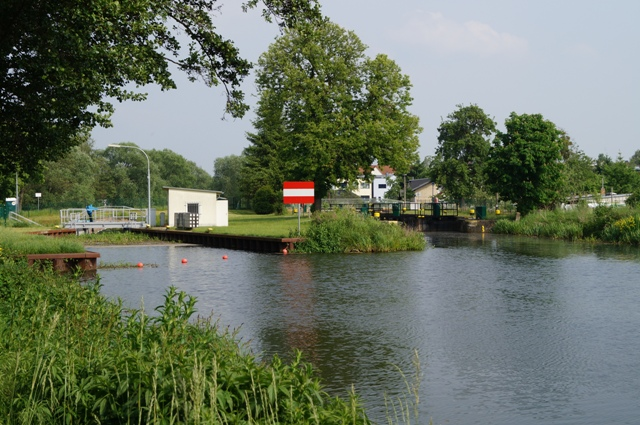 more from Heegermühle lock